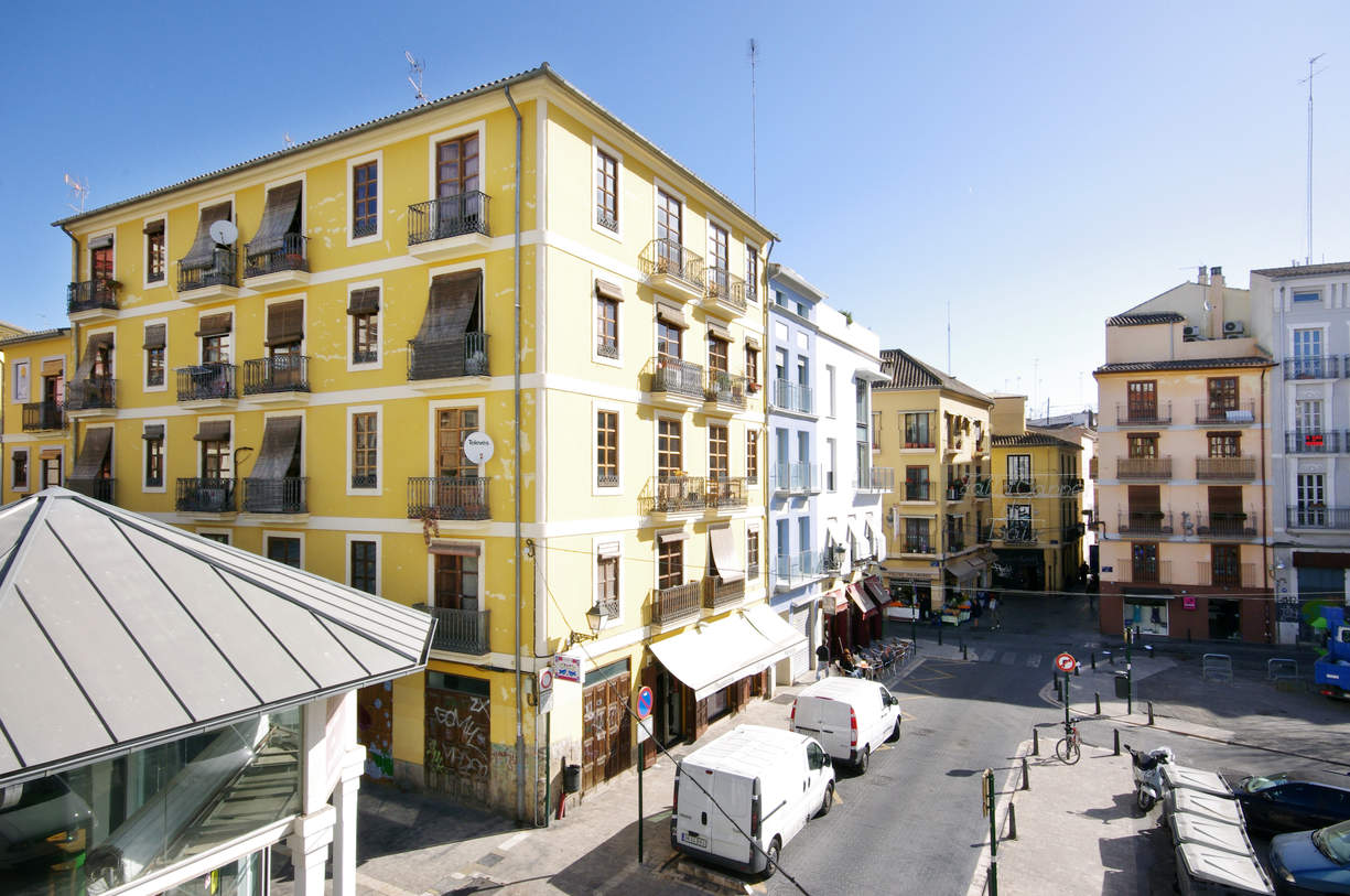 MS 3. 1 Bedroom Apartment with balcony. Old Town. Valencia.